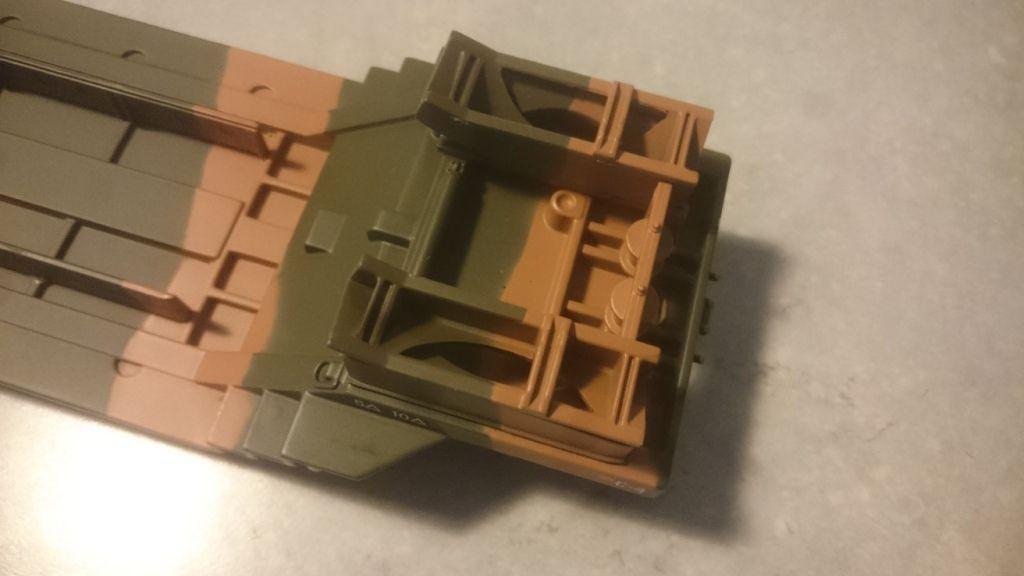 Porte-char M25 au 1/43 (Altaya/Ixo)