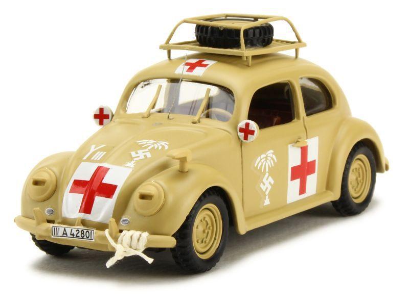 Cox Ambulance Africa Korps au 1/43 (Rio)