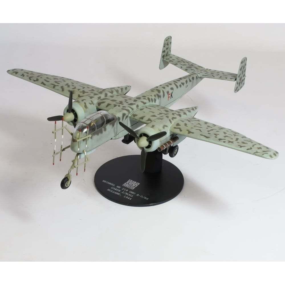 Bombardier HEINKEL 219 UHU au 1:72 (Solido/War Master/Ixo)