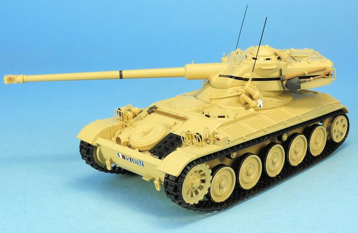AMX-13 75 mm au 1/48 (Master Fighter)