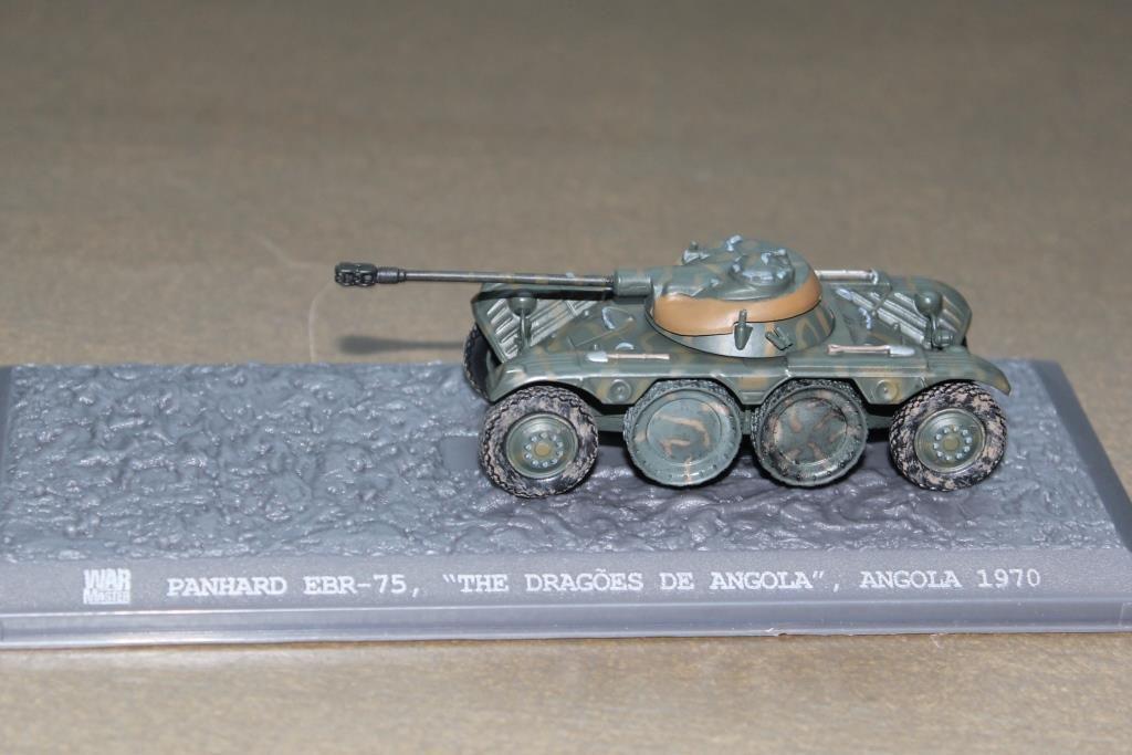 Panhard EBR-75 au 1/72 (Solido/WarMaster)