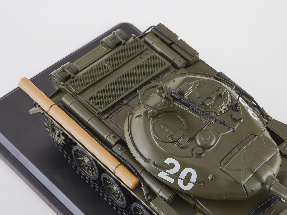 Char T-54-1 au 1/43 (Start Scale Models)