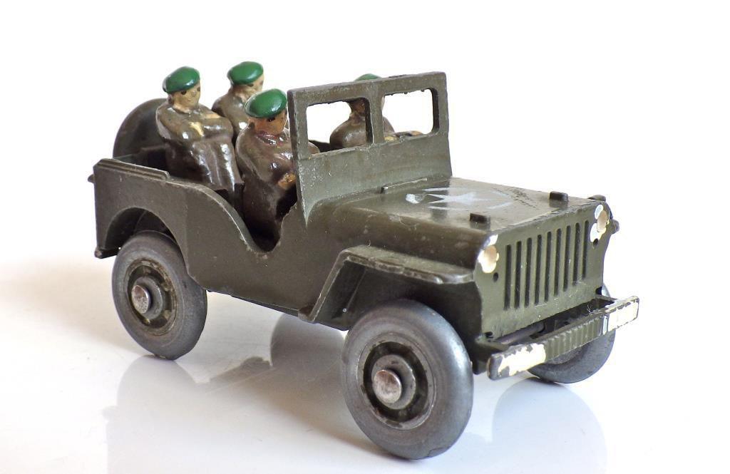 Collector : Jeep SEPT TOY - Gasquy (par Jérôme Hadacek)