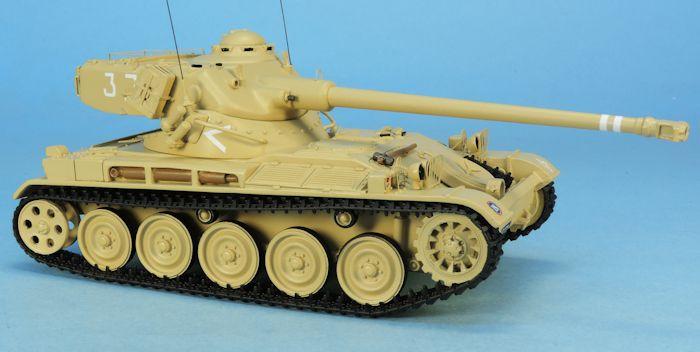 MF48603IS 37e brigade blindée Guerre des six jours 1967