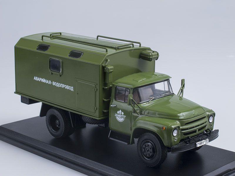 Camion  ZIL-130 au 1:43 (SSM - Start Scale Mdels)