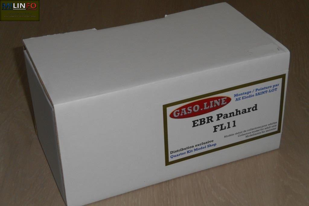 La boîte et l'emballage...