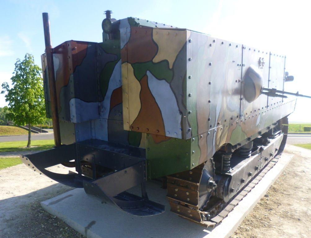 Retour sur le Camp des chars des 20 et 21 mai 2017 à Berry-au-Bac (par Jean-François)