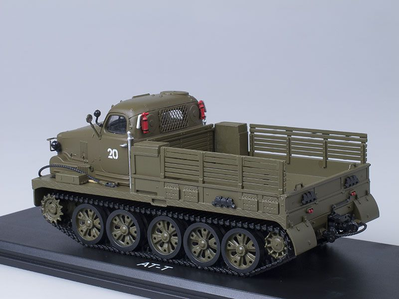 SSM3005 - Soviet all terrain vehicle AT-T