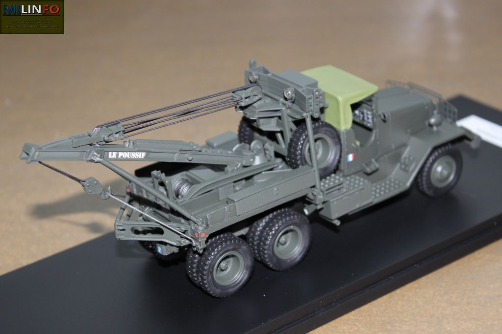 Ward LaFrance M1A1 serie 5 au 1/48 (Master Fighter)