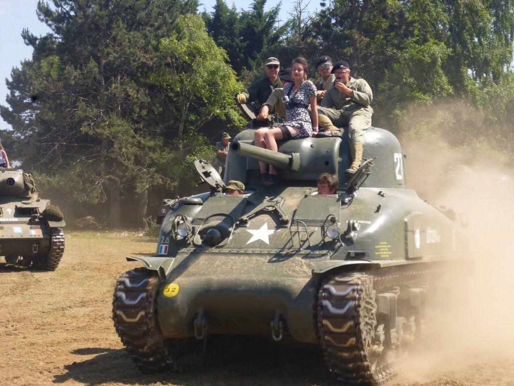 Nous aurions aimé davantage de photos de véhicules... :(