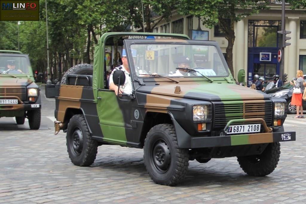 La Peugeot P4 à bout de souffle mais toujours présente...
