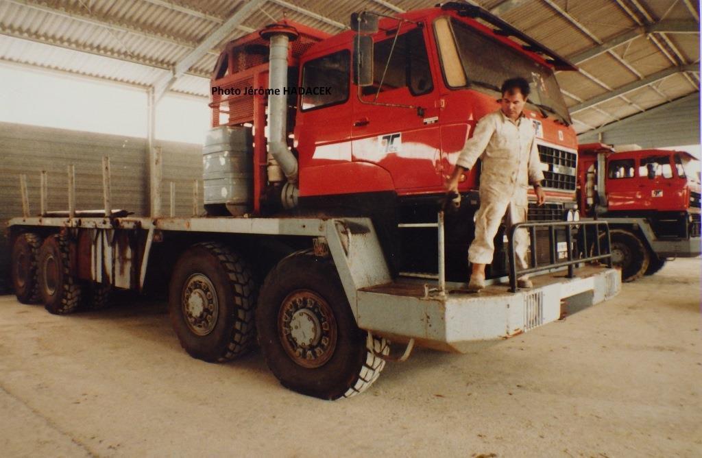 BERLIET TBO 15 M3 6x4  porte-engin au 1/43 (Altaya/Ixo) - Mise à jour 10 octobre 2017