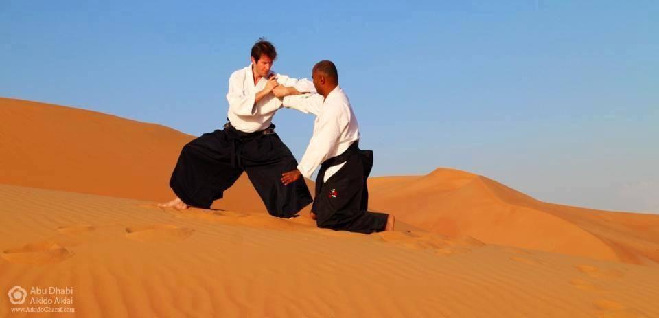 Pascal Guillemin, la vocation de l'Aïkido