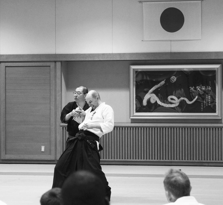 Interview Irie Yasuhiro, le renouveau du Jujutsu