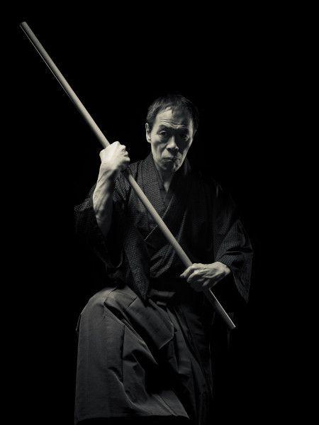 &quot&#x3B;Le jo ou le bokken sont semblables à aïte&quot&#x3B;, Kono Yoshinori