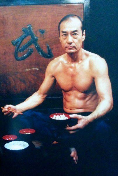 Inada Hiromu, l'homme de fer de 83 ans