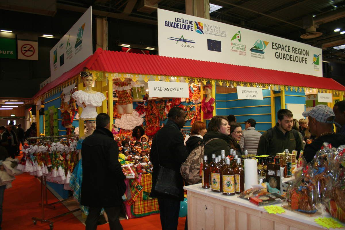 Salon de l 39 agriculture 2015 guadeloupe le blog for Agriculture salon