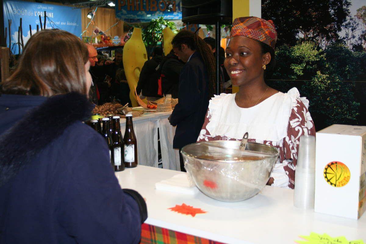 La Guyane au salon de l'agriculture