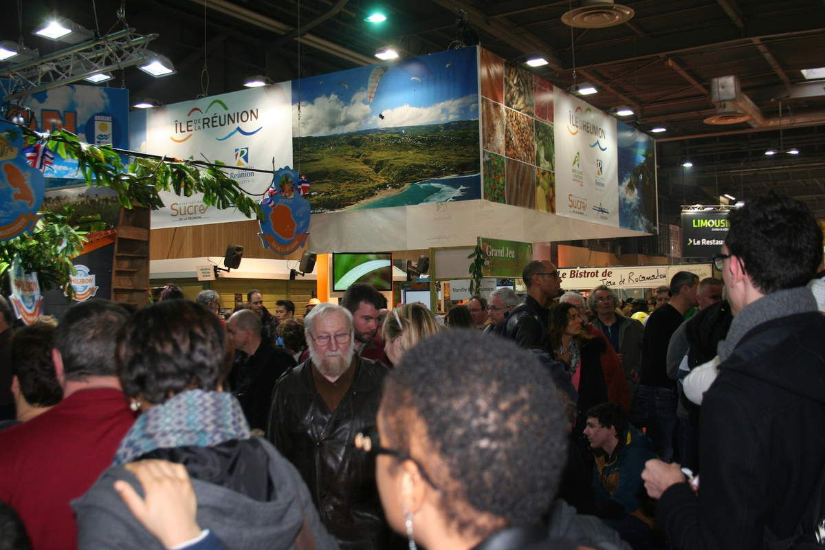 La r union au salon de l 39 agriculture de paris le blog for Salon agriculture paris 2015