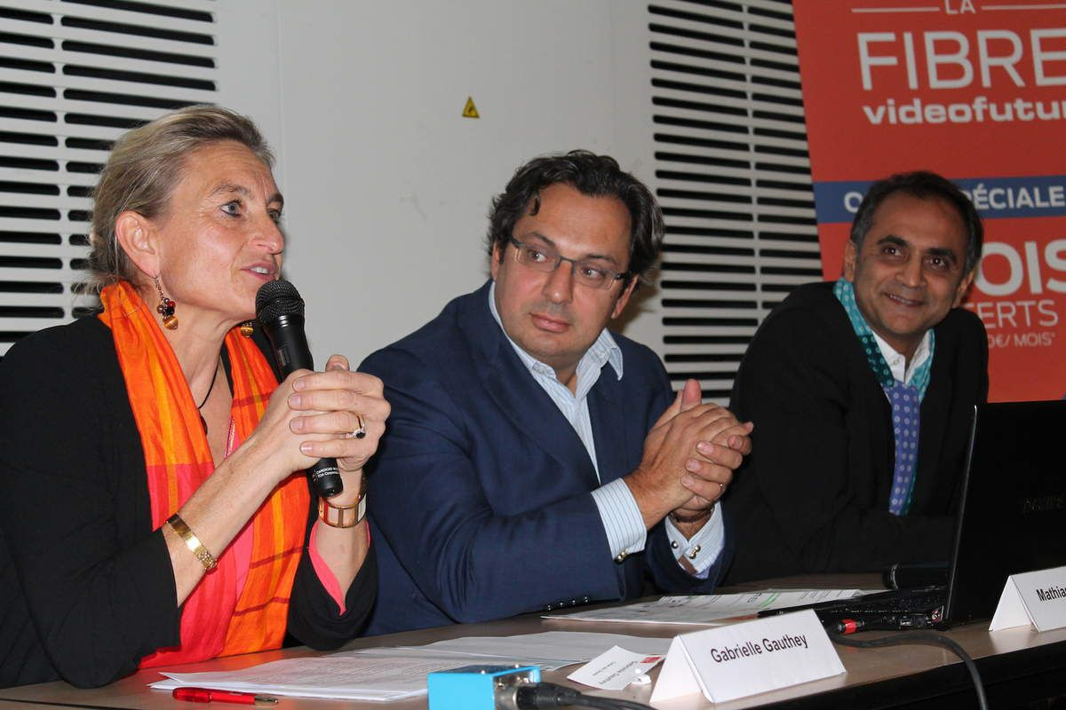 Gabrielle Vauthey, CDC, Mathias Hautefort, VITIS, Nassir Goulamaly, Oceinde