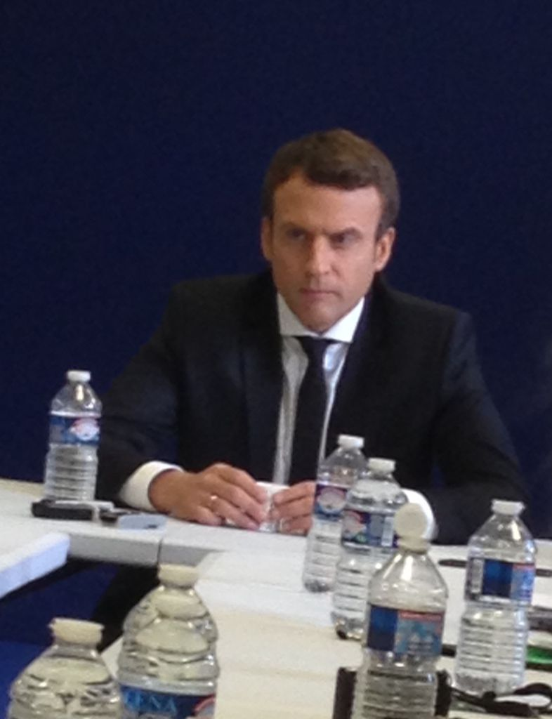 ITW Emmanuel Macron - Outre-mer
