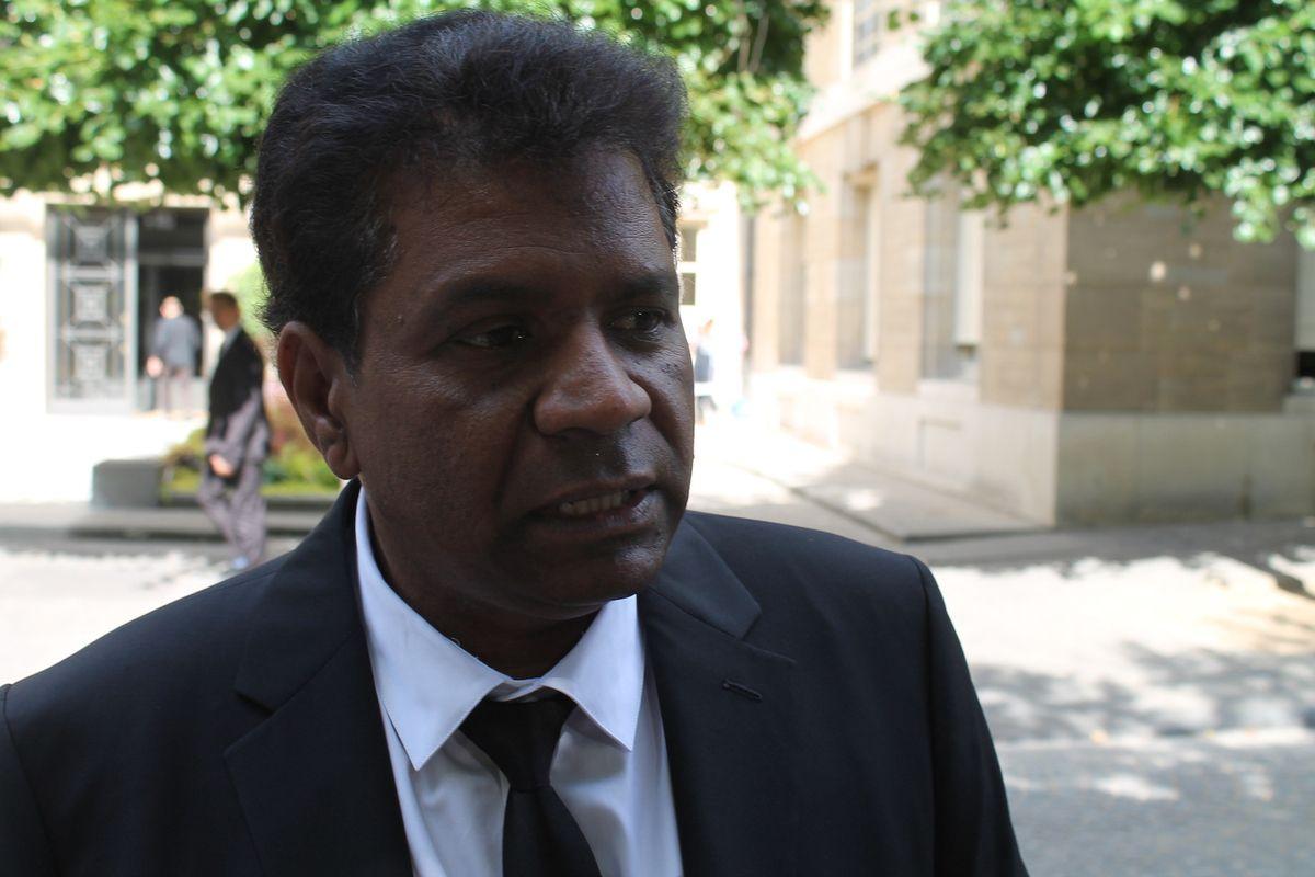 Rentrée parlementaire pour Jean-Hugues Ratenon - ITW