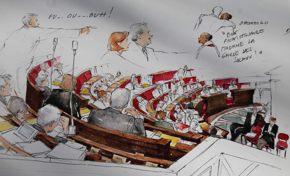 La République en aquarelles, par Noëlle Herrenschmidt