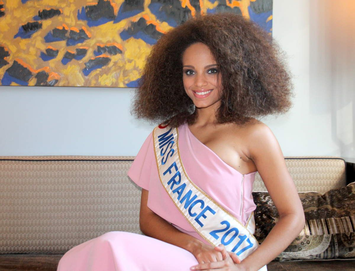 Miss France veut être Miss Univers