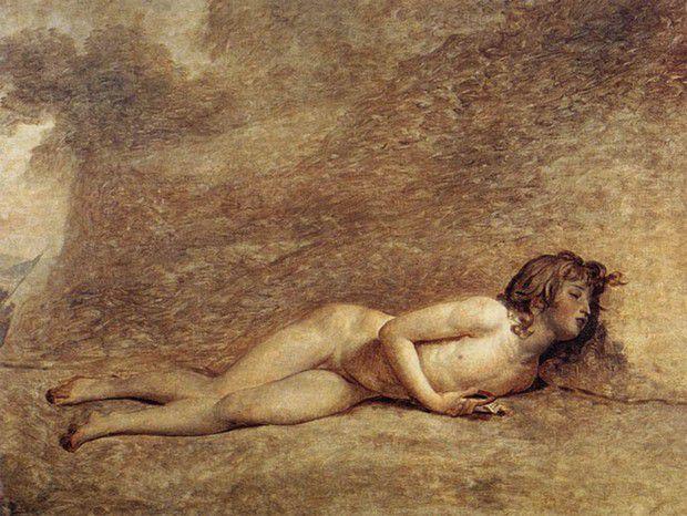 L'homo-érotisme à la fin du XVIIIe