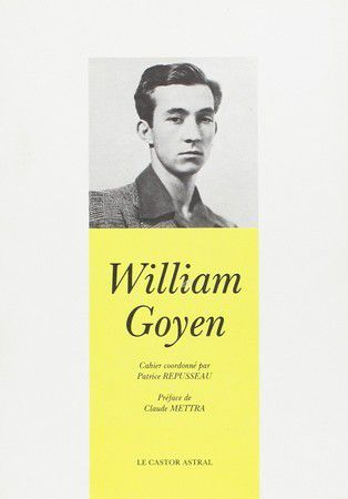 Willian Goyen par Patrice Repusseau