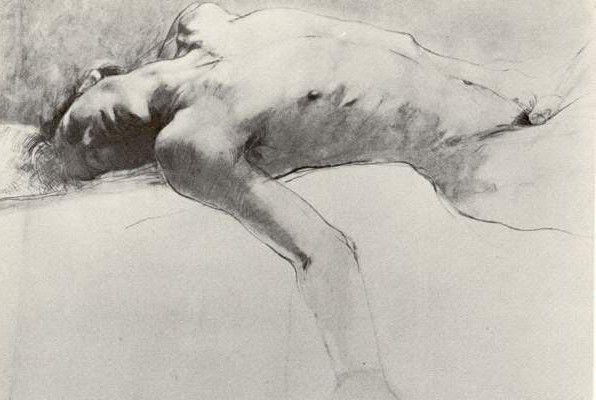 Violence et extase dans le corps masculin par Luis Caballero