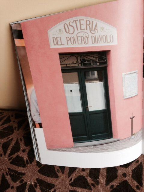 La piadina de la mama de Pier Giorgio Parini Osteria Del Povero Diavolo à Torriana Émilie-Romagne :  sa madeleine de Proust