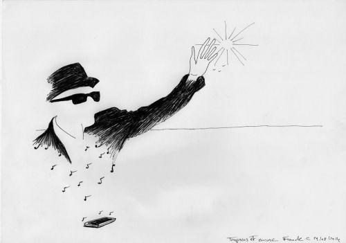 Difficile de dire adieu à Bashung « Osez les nuances, la patience, la difficulté. Il faut prospecter vers d'autres horizons, réinventer des mélanges, se mettre en danger »