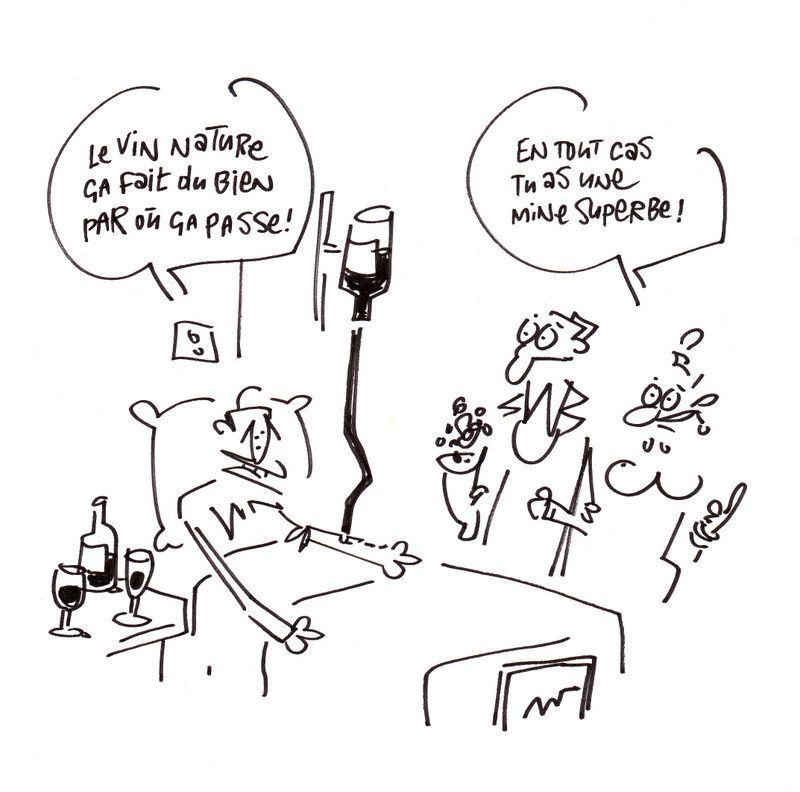 Bizarre vous avez dit bizarre le vin un produit culturel est vendu à 80% en Grande Distribution !
