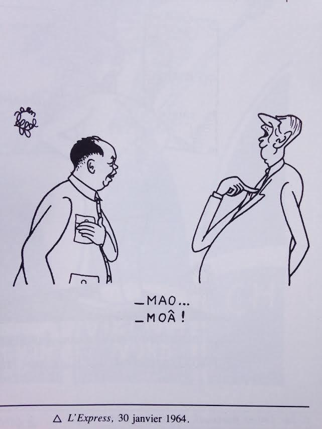Humour d'été : les saillies de De Gaulle « Alors Massu, toujours aussi con ? Oui toujours gaulliste mon général ! »