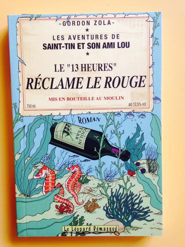 L'énigme de l'été du Taulier : du rouge, rien que du rouge, une montagne de rouge… un magnum de vin nu à gagner !