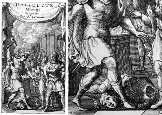 Après le 13 novembre lire Polyeucte de Corneille : « … allons, aux yeux des hommes, braver l'idolâtrie, et montrer qui nous sommes. »