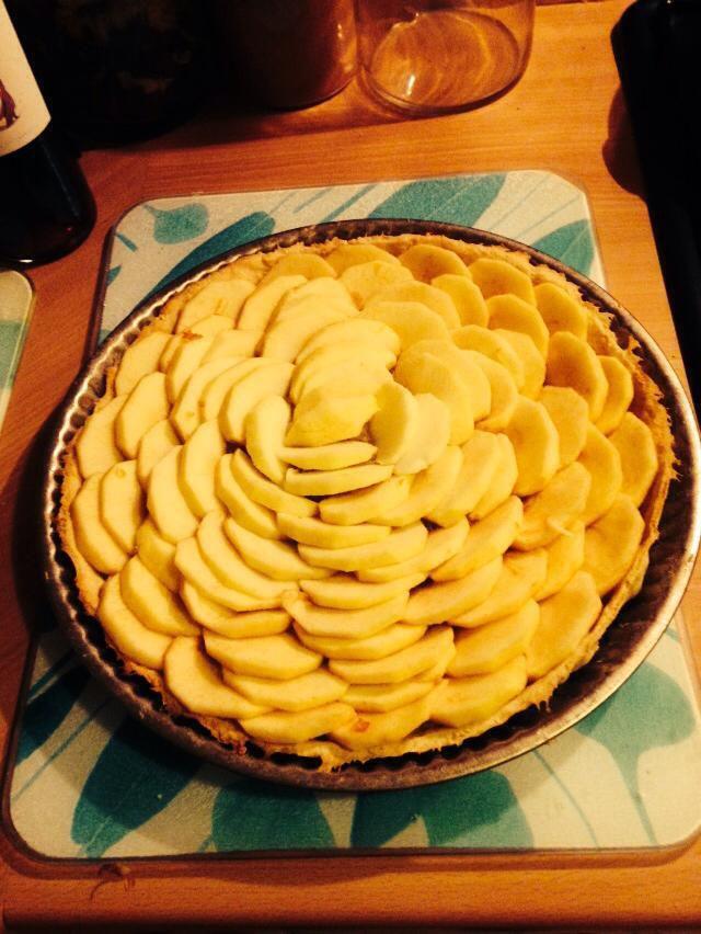 À l'heure du Grand Tasting de B&D j'avoue être complètement tarte mais très bonne pomme…