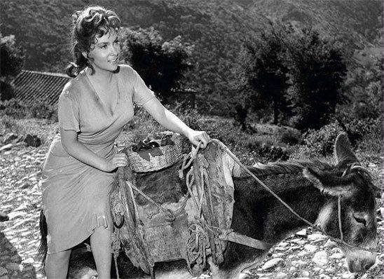 Mon amour de l'Italie ne date pas d'aujourd'hui, il a commencé avec Pain, amour et fantaisie (1953) … et jalousie (1954) de Comencini.