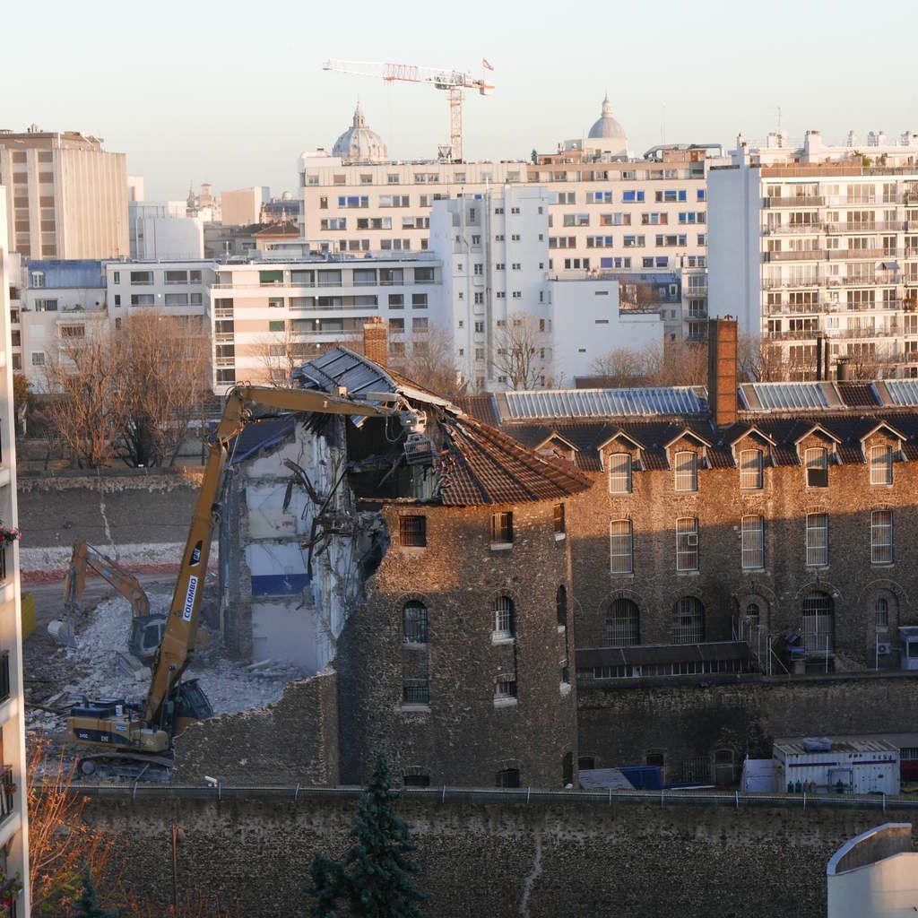 La traversée de Paris (4) sur le méridien de Paris d'Ivry à Saint-Denis restera-t-il une prison à la bonne santé du vin de liberté