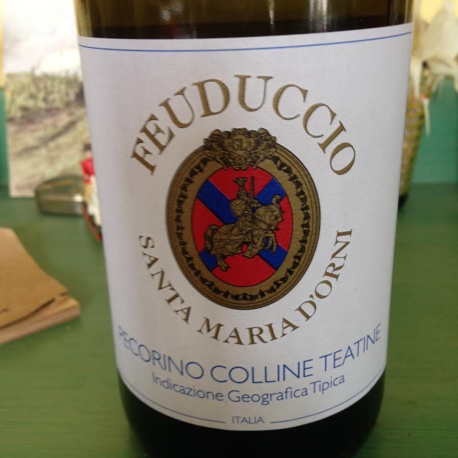 Avec le pecorino on risque de s'emmêler les pinceaux entre le vino bianco et les pecorino romano, sardo, toscano, siciliano, di filiano…