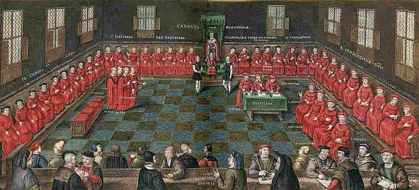 Lorsqu'1 Bourguignon, conseiller au parlement de Dijon, revenu de Neustrie, se plante en géographie il reçoit 5 charrettes de fromage