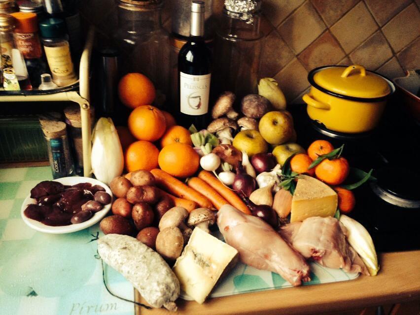 Facile comme le bien manger et le bien boire : la preuve par l'image… le manifeste de ceux qui ignorent la GD