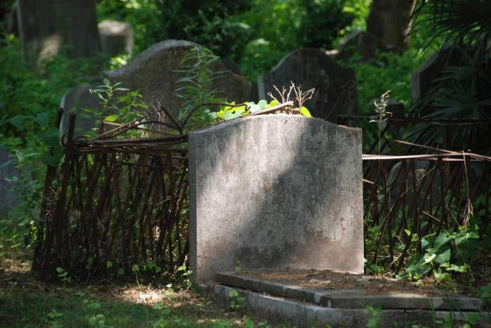 En 1593, hors le Ghetto de Venise le cimetière de San Nicoló di Mira était cultivé en jardin potager et en vignoble.