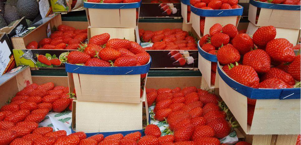 Moi, ménagère de + 65 ans, j'ai du mal à dénicher des fraises nature pour les baigner dans mon vin nu ?