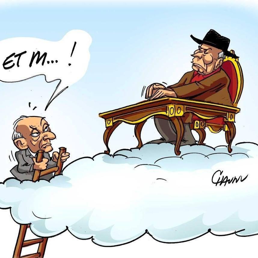 Édouard Philippe outragé ! brisé ! martyrisé ! Michel Rocard doit bien se marrer…