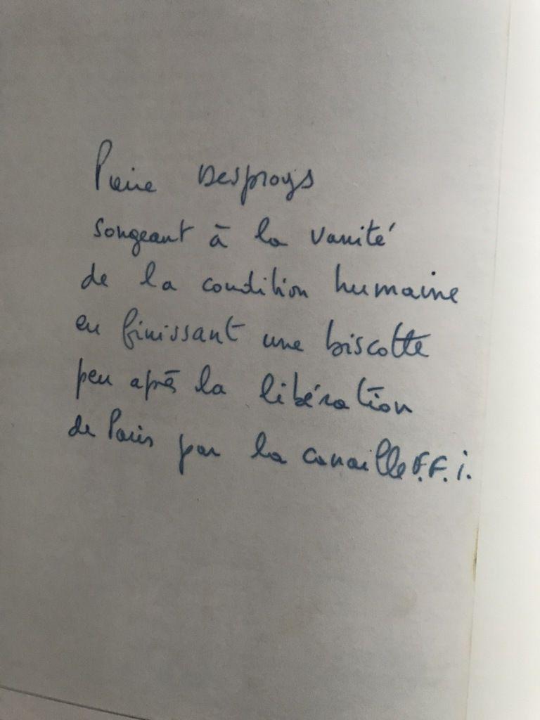 Pierre Desproges « Quels sont vos héros ou héroïnes préférés dans la vie réelle ? » : Louis  Mermaz. Limogeons-le !