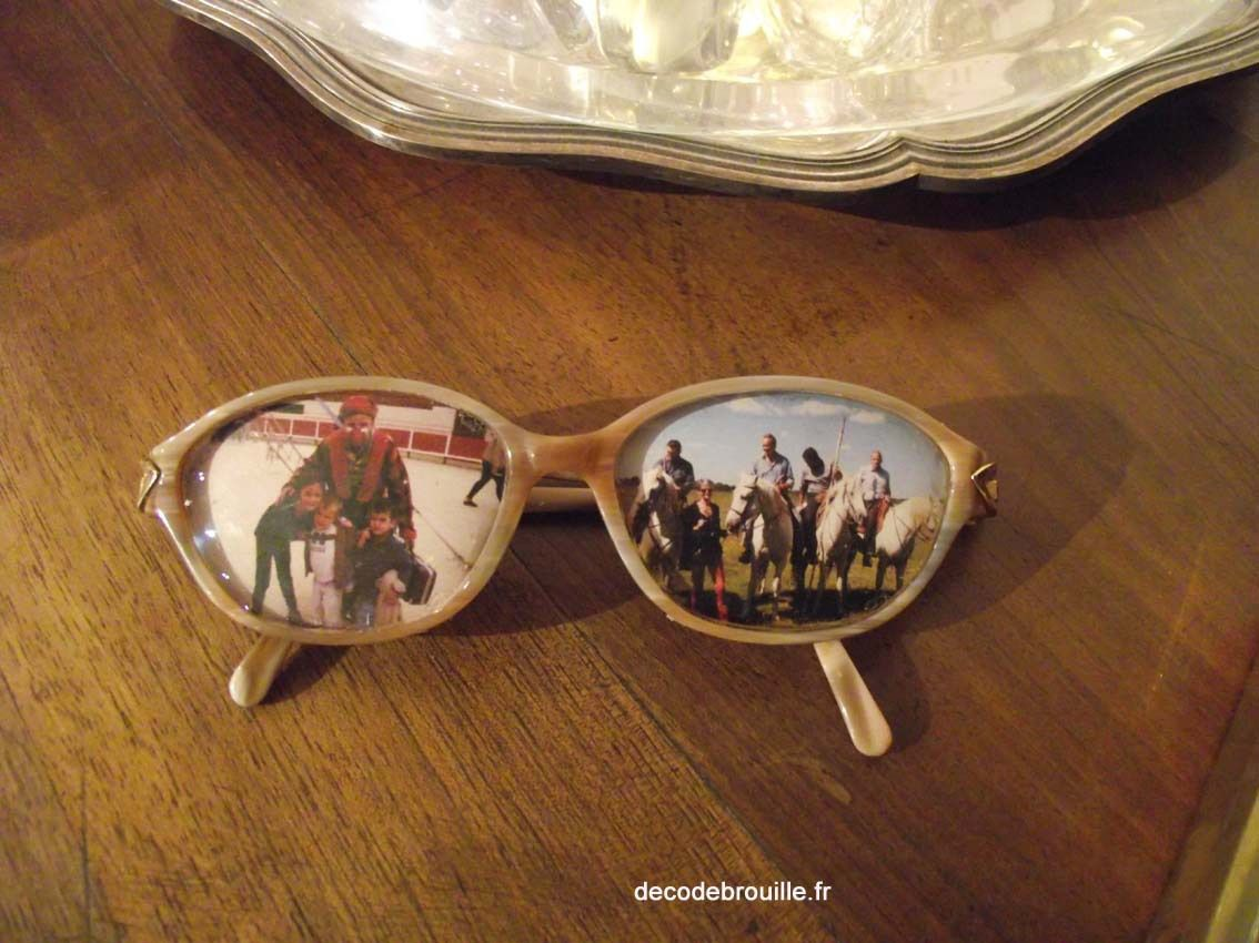 Recycler des vieilles paires de lunettes de vue