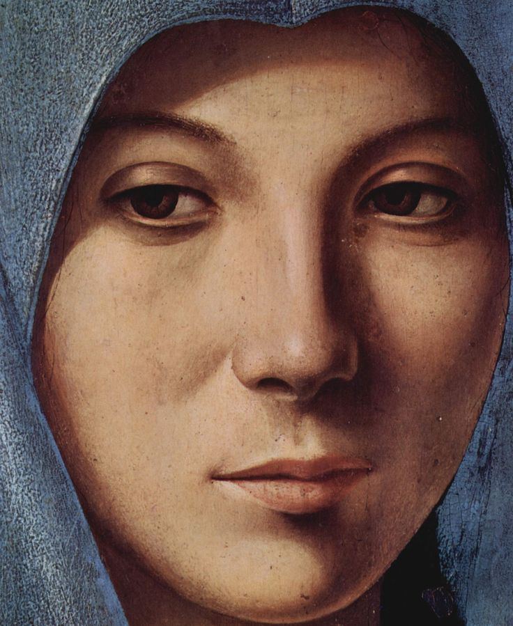 Antonello de Messine - La Vierge de l'Annonciation
