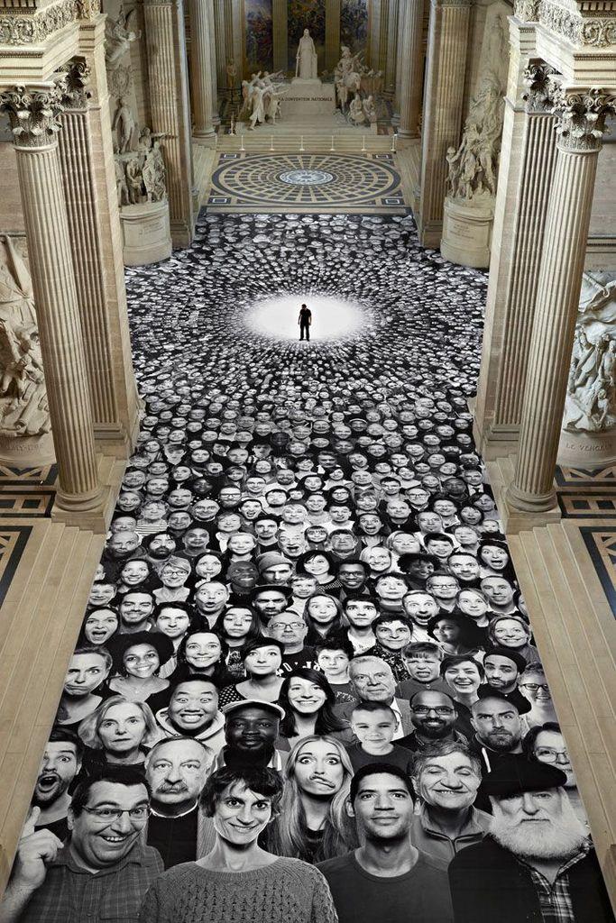 JR - Le Panthéon